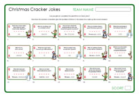 Christmas Cracker Jokes 2