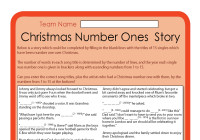 Christmas Number Ones Story