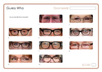 Guess Who - Glasses