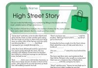 High Street Story