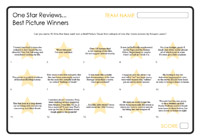 One Star Reviews - Best Picture Winners