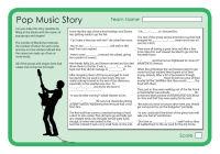 Pop Music Story