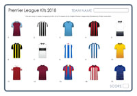 Premier League Kits 2018