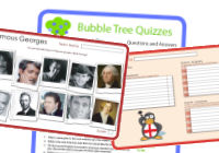 St Georges Day Quiz