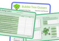 St Patricks Day Quiz