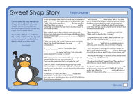 Sweet Shop Story