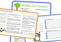 Weekly Quiz 139 - April 26th 2009