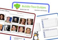 Weekly Quiz 187 - March 28th 2010