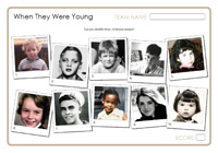 When They Were Young 1