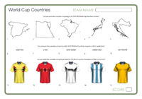 World Cup Countries 2018